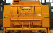 MB-S (Single Shaft Concrete Mixers)