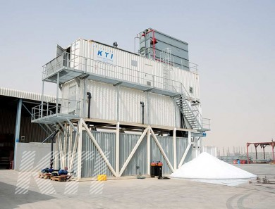 Cooling Systems for Concrete Batching Plants