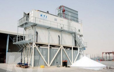 Cooling Systems for Concrete Plants