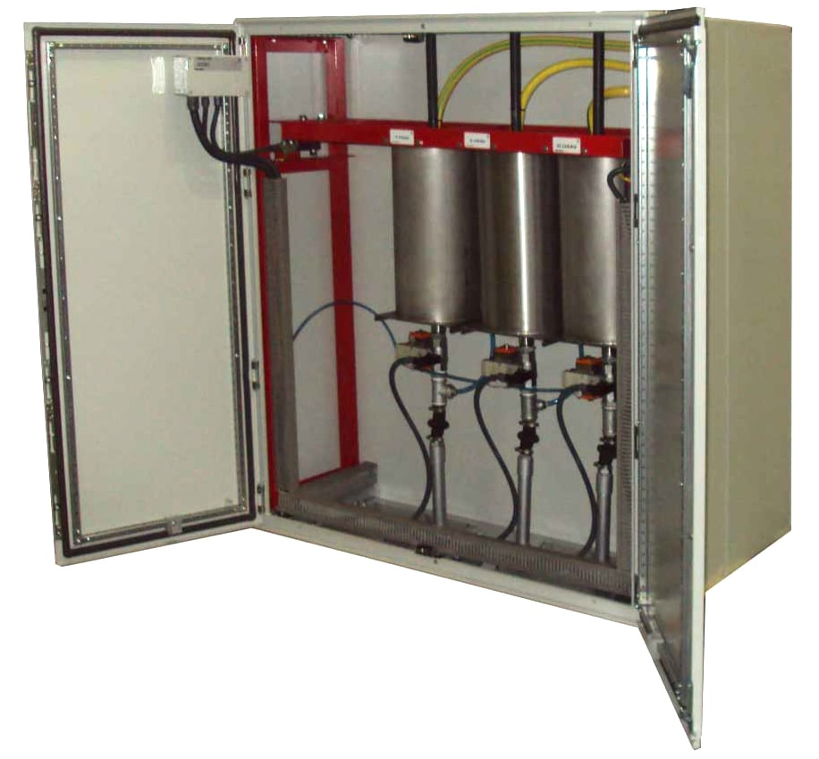2, 3 or 4 Independent 20 Litre Stainless Hoppers