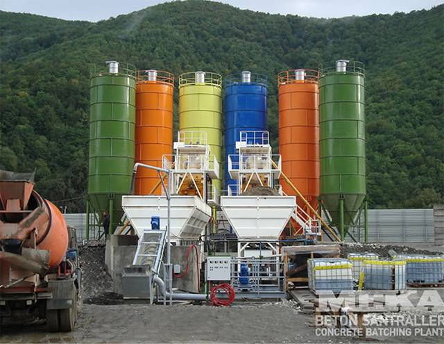 Concrete Recycling Systems